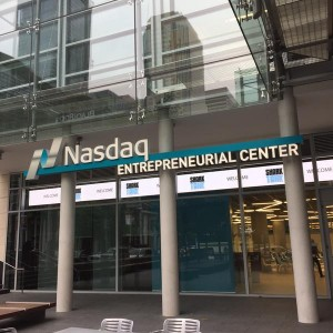 Nasdaq Entrepreneurial Center Photo