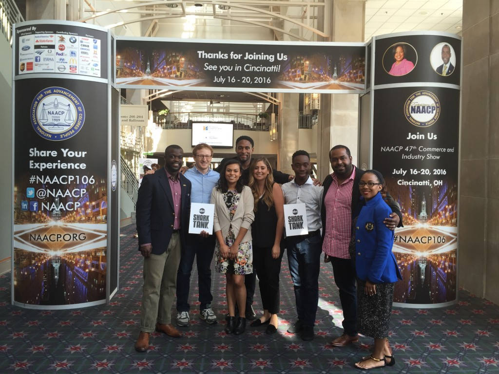 VPI Shark Tank Team - NAACP Philly 2015