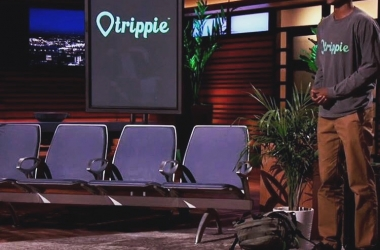 Trippie App CEO Ryan Diew on Shark Tank